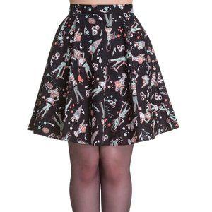 Zombie Diner Skirt